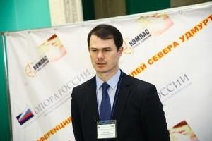 Александр Прасолов - уполномоченный по защите прав предпринимателей в УР