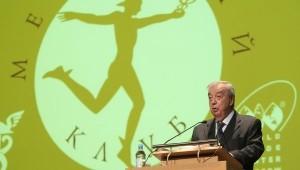 Евгений Примаков на заседании